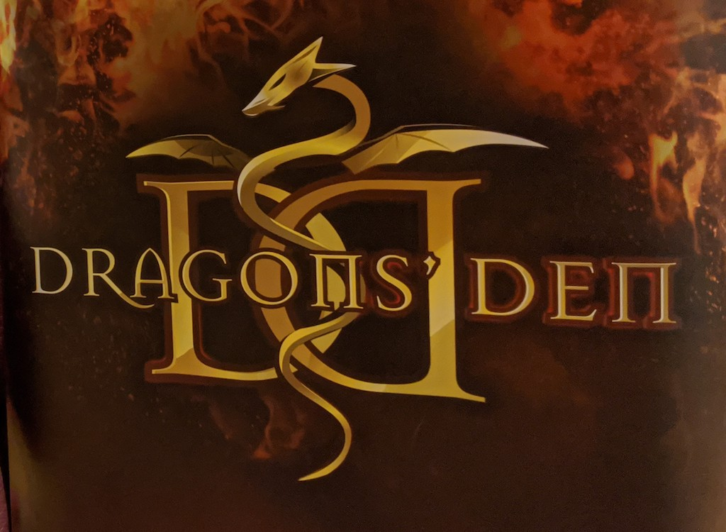 Dragons' Den Local Audition